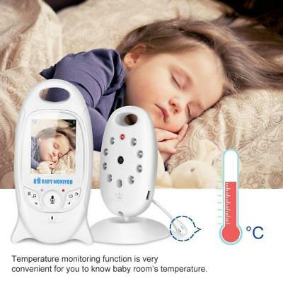 BABY Monitor BAMBINO NEONATO AUDIO VIDEO CONTROL MONITOR SORVEGLIANZA