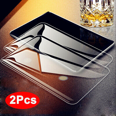 [2 Pack] For SAMSUNG GALAXY TAB A 8.0 9.6 10.1 Tempered Glass Screen Protector