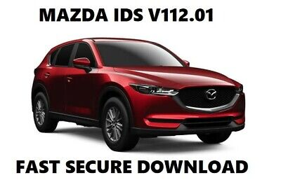 LATEST VERSION✔Mazda IDS V112.01✔ Dealer Level Diagnostic Software✔