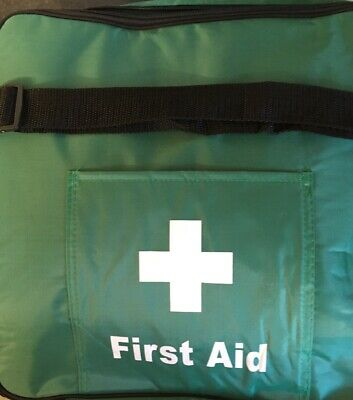 Statutory 21-50 Person Workplace First Aid Refill Kit In A Response Bag