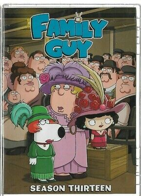 Sealed New DVD - TV Series - FAMILY GUY - Complete Season 13