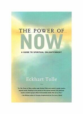 The Power of Now: A Guide to Spiritual Enlightenment (EBOOK) / PDF 😄