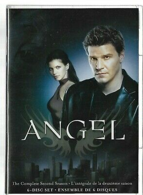 Sealed New - DVD - TV Series - ANGEL - Season 2 - Also In French
