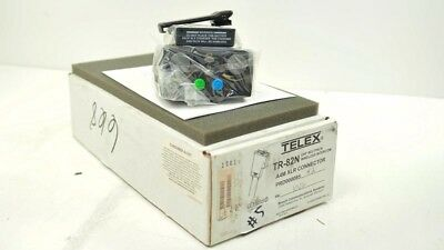 New Telex TR-82N UHF Beltpack Wireless Intercom Band: H2 A4M #5