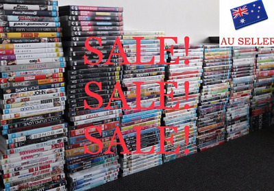 clearance DVD's sale Movies & TV shows on DVD/Blu-raY - Dropdown menu PART 2