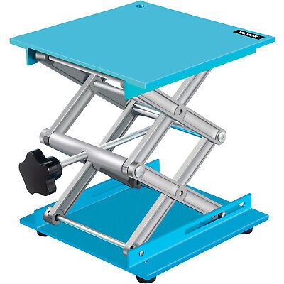Stainless Steel Stand Table Scissor Lift laboratory Lab Jack 200*200mm