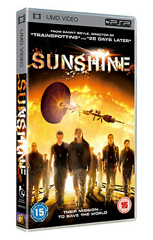 Sunshine [UMD Mini for PSP] DVD UK