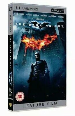 The Dark Knight [UMD Mini for PSP] [DVD], UK