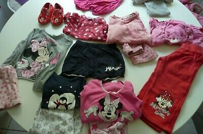 Lot de vêtements 2 ans fille pyjamas