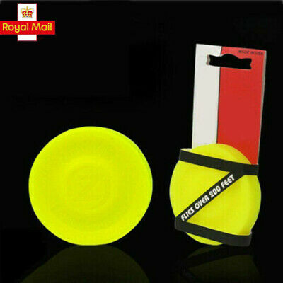 Frisbee Mini Pocket Flexible New Spin Catching Game Flying Disc UK STOCK