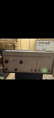 D&A PHANTOM PDX-400 CB Radio Tube Linear Amplifier