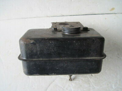 VINTAGE BRIGGS & Stratton ? Engine Gas Tank With Mounting Bracket Made In  USA