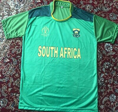 ICC World Cup 2019 South Africa Official Jersey