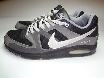 best service 0e35b 97a1f NIKE AIR MAX COMMAND Running Shoes Black   Grey Men s Size 12.5 Style 397689 -092