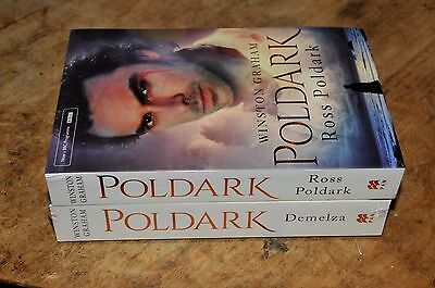 NEW Winston Graham Poldark and Demelza ref 403