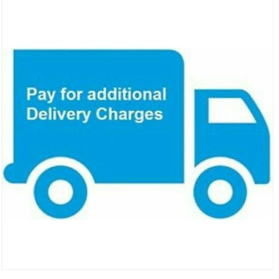 Additional Shipping charges ONLY Surcharges or outstanding Charges - 【No Item】