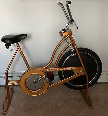9588c4d3c74 Vintage 1978 XR-6 Schwinn Exerciser Vintage Copper Look Stationary Bike