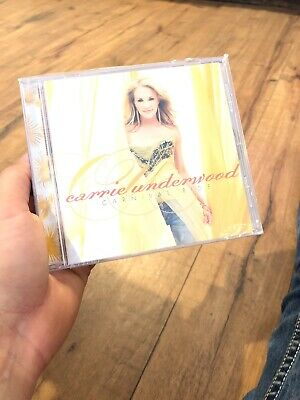 Carrie Underwood Carnival Ride CD 2009 Arista Records