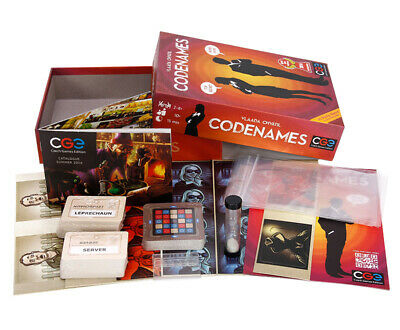 Codenames Card Game award Winning Board Game