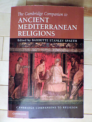 Ancient Mediterranean Religions: Jews,Persians,Mithras,Christians, in Antiquity