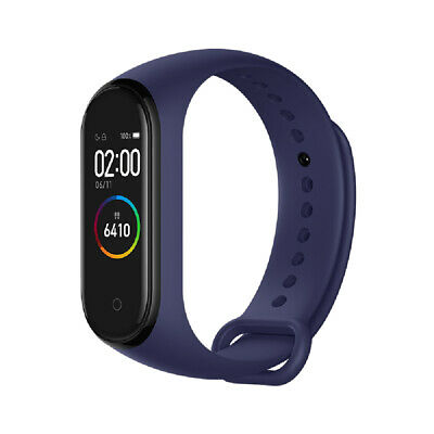 Mi Band 4 Intelligent Bracelets Wristband - Blaue Version D7B4
