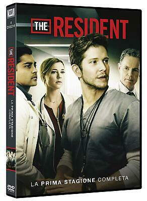 The Resident - Stagione 1 (3 Dvd) Italiano, Nuovo