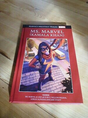 MARVEL'S MIGHTIEST HEROES - Issue 104 - HC MS. MARVEL Kamala Khan
