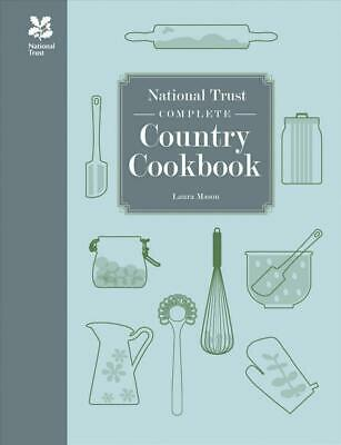 National Trust Complete Country Cookbook by Laura Mason (English) Hardcover Book