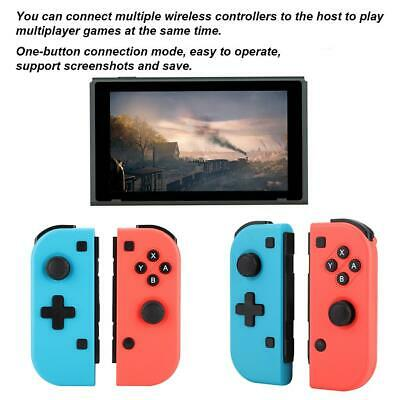 Wireless Bluetooth Game Controller For Nintendo Switch Pro Game Console Gamepad