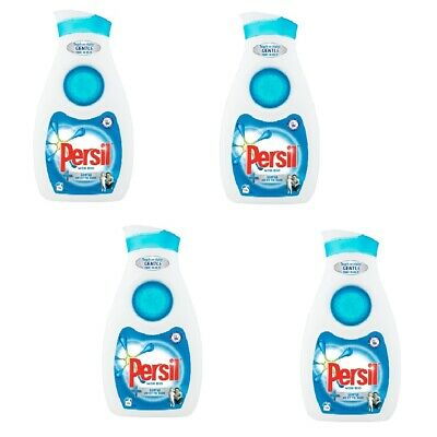 Persil Non Bio Laundry Detergent 4x 525ml *15 Washes Each* **60 Washes Total**