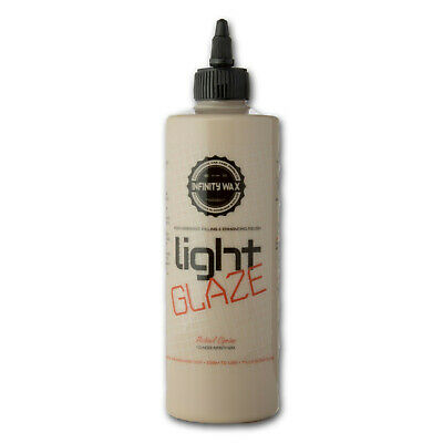 Infinity Wax Light Glaze - Cleans paintwork of waxes - Car Cleaning - Valet