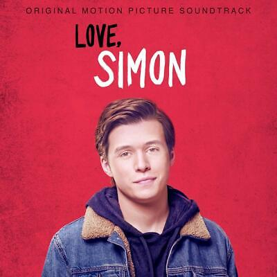Love Simon (Motion Picture Soundtrack) [Cd] C7 - New & Sealed
