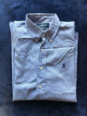 Ralph Lauren Shirt , Classic Fit 16 1/2, New Without Tags Rrp £90 Long Sleeve