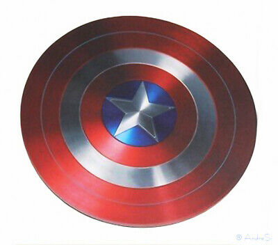 Captain America - Marvel Gamer Mousepad