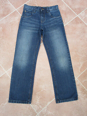 Next - Boys Faded Indigo Denim Jeans - size 10 Years