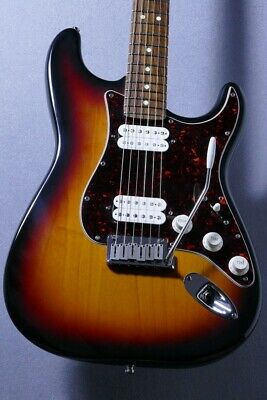1997 FENDER BIG Apple Stratocaster/Coodercaster - $1,750.00 ... on