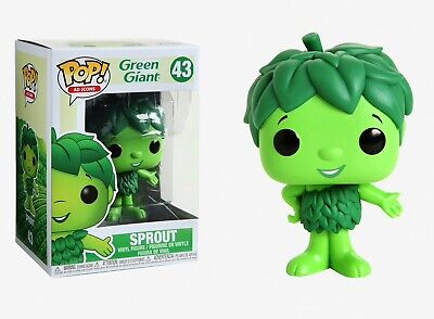 Funko Pop Ad Icons: Green Giant® - Sprout Vinyl Figure #39599