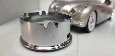 Lucas Type BM4 Ammeter Gauge Bezel Case Clamp Jaguar Morgan Aston Martin