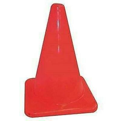 Traffic Cone PVC Red, 45 cm high, without Reflective Collar
