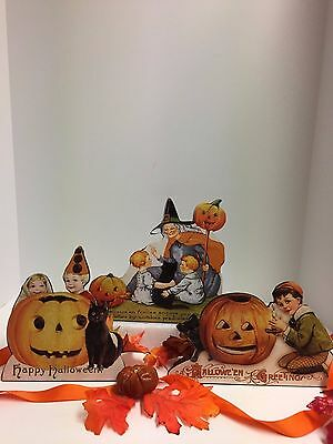 Bethany Lowe Happy Halloween Dummy Boards (RL6584) Set of 3