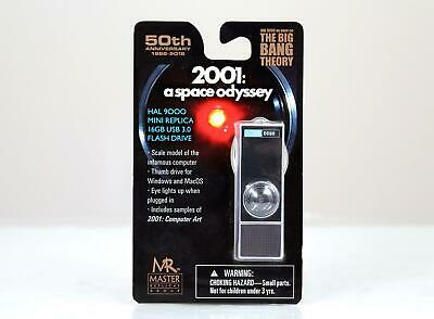 2001 A Space Odyssey HAL 9000 Mini Flash Drive - 16GB