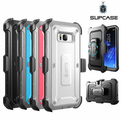 For Samsung Galaxy S8 / S8+ / S8 Active, SUPCASE UBPro Full-Body Case Cover