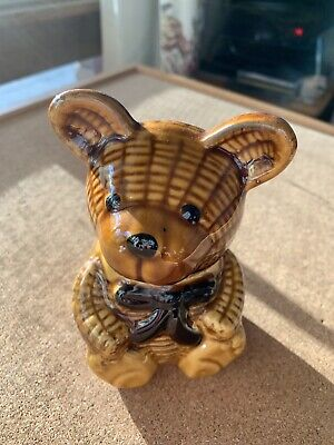 Cute Bear Honey or Sugar pot-Retro Or Vintage?