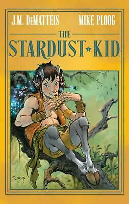 Stardust Kid by J M DeMatteis Hardcover Book Free Shipping!