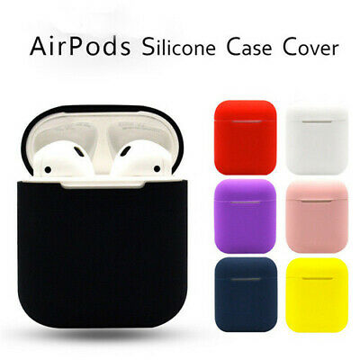 Shockproof For Apple Airpods case Cover Skin silicone Holder Airpod case New AU