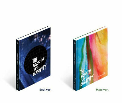DAY6 5TH MINI ALBUM [ The Book of Us : Gravity ] CD+UNFOLD POSTER