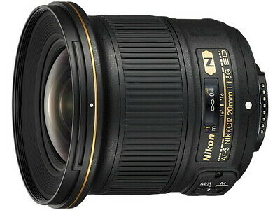 Nikon AF-S NIKKOR 20mm F1.8G ED Lens Japan Ver. New  / FREE-SHIPPING