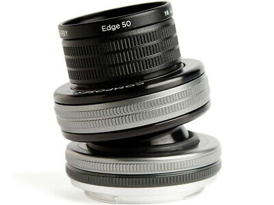 Lensbaby Composer Pro II Edge 50 Lens for PENTAX Japan Ver. New  / FREE-SHIPPING