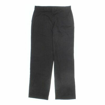Dickies Women's  Casual Pants size 12,  black,  basic,  polyester, cotton