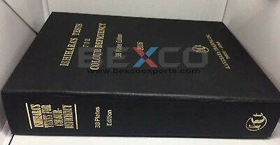 new PRICE 38 PLATE ISHIHARA Test Book For Colour Blindness Testing Eye BY BEXCO